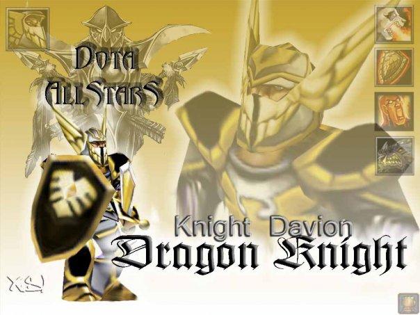 Гайд по davion knight